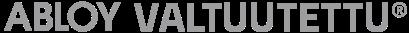 Abloy valtuutettu logo
